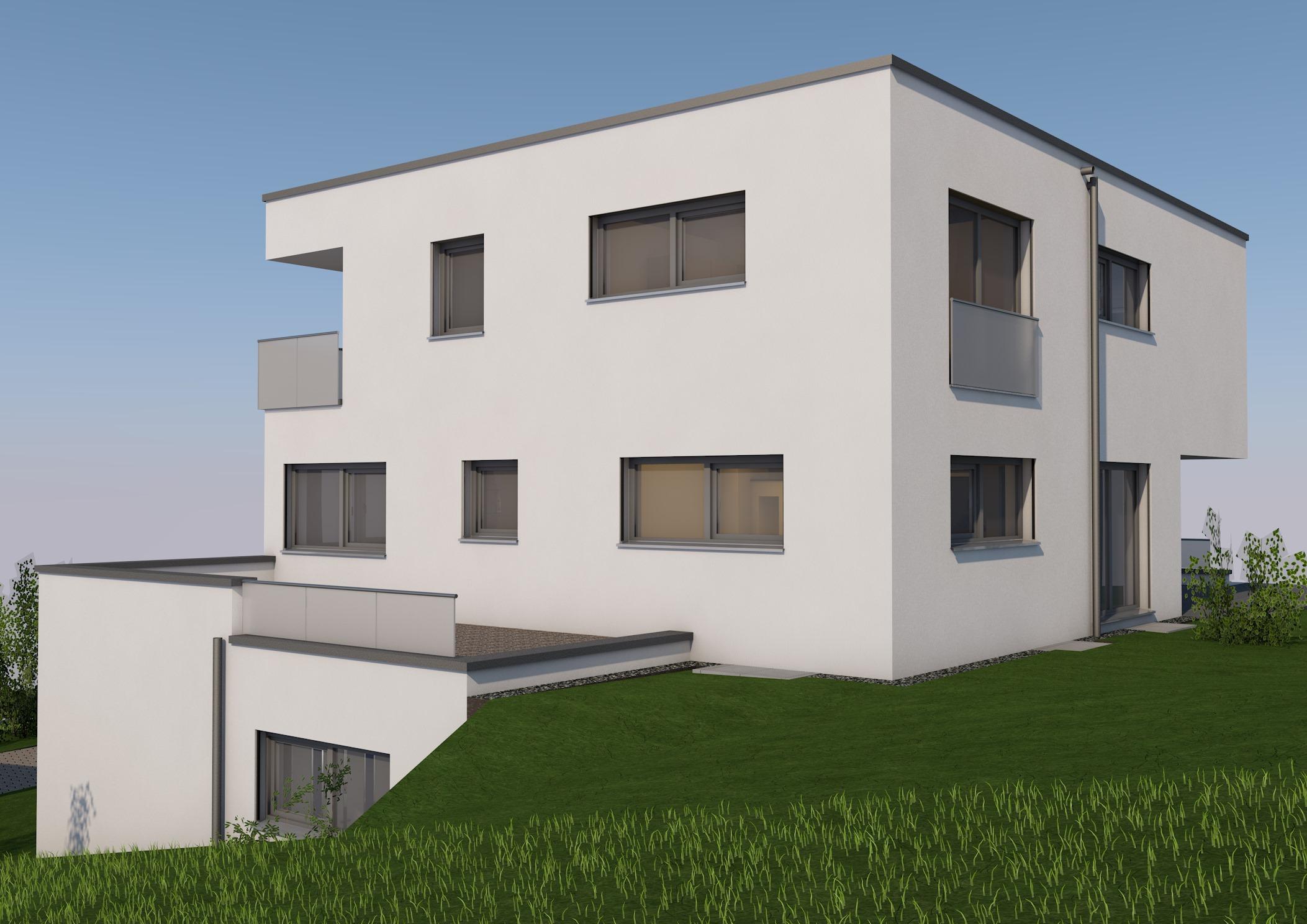 efh mit 182 qm wohnfl che und doppelgarage berg erka. Black Bedroom Furniture Sets. Home Design Ideas